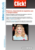 Madonna is addicted to a beauty device that keeps her young