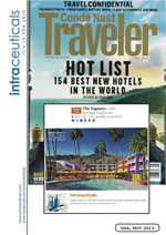 Condé Nast Traveler – Hot List: 154 Best New Hotels in the World