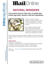 Natural Wonders – September 2012