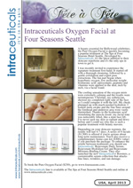 Intraceuticals Oxygen Facial at Four Seasons Seattle