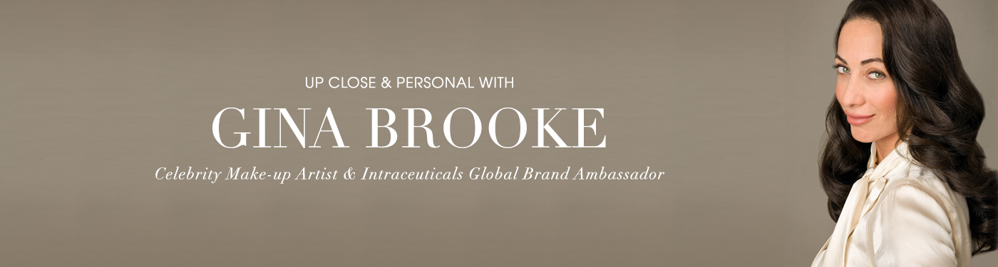 Close and Personal with Gina Brooke